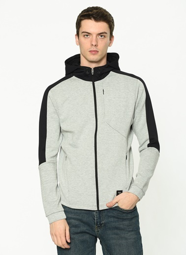 Hummel Erkek Dynamic Performance Sweatshirt 206271-2006 Gri